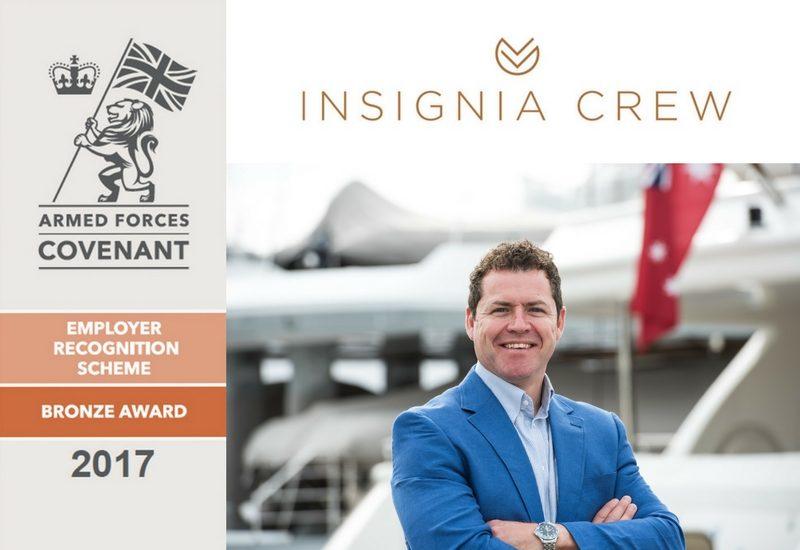 Bronze Award 2017, Defence Employer Recognition Scheme