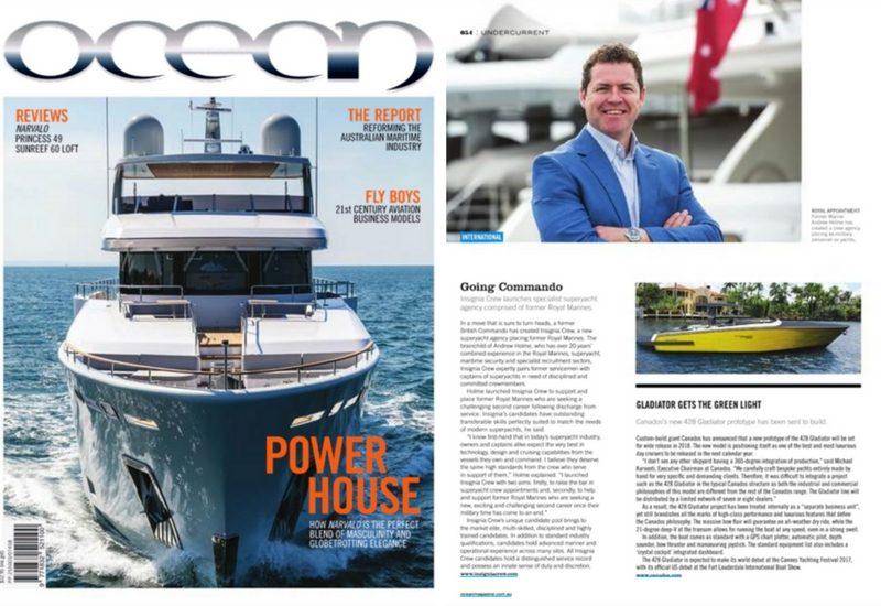 Ocean Mag May 2017 Insignia Crew