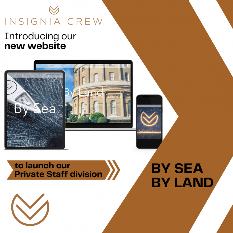 Insignia launch new website for expansion into private staff recruitment service